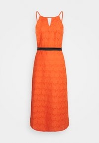 Lace & Beads - CORALIE MIDI - Cocktail dress / Party dress - orange - 3