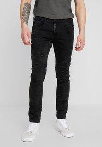 Replay - ZALDOK - Slim fit jeans - black - 0