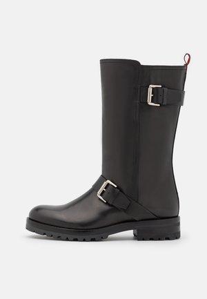 WALKER - Boots - black