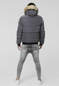 SIKSILK - DISTANCE JACKET - Winterjas - grey - 2