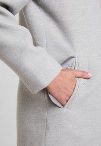 Even&Odd - Classic coat - light grey - 5