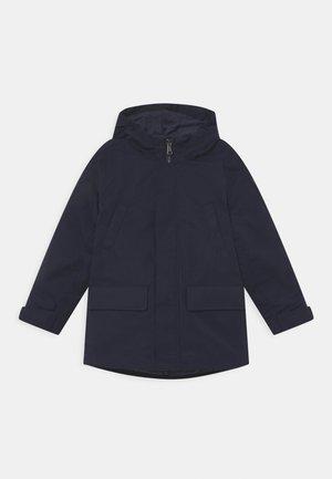 OUTERWEAR COAT 2-IN-1  - Zimní bunda - navy
