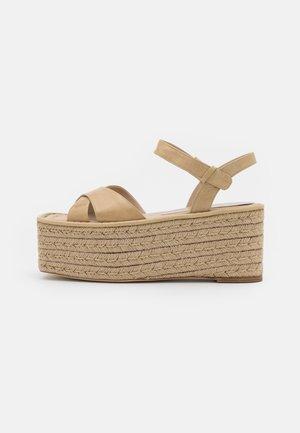 CONTAS - Korkeakorkoiset sandaalit - lory torrone