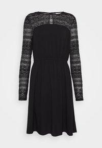 VIURIS LACE DRESS - Day dress - black