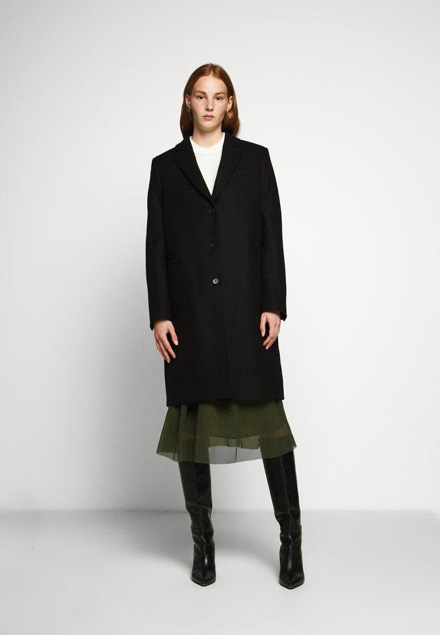 CIANNIA - Manteau classique - black