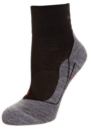 TK5 - Sports socks - schwarz/grau
