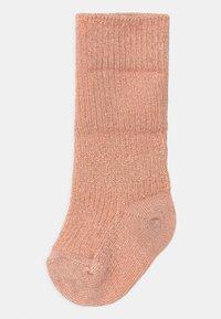 MP Denmark - GLITTER 2 PACK - Socks - wishful rose - 2