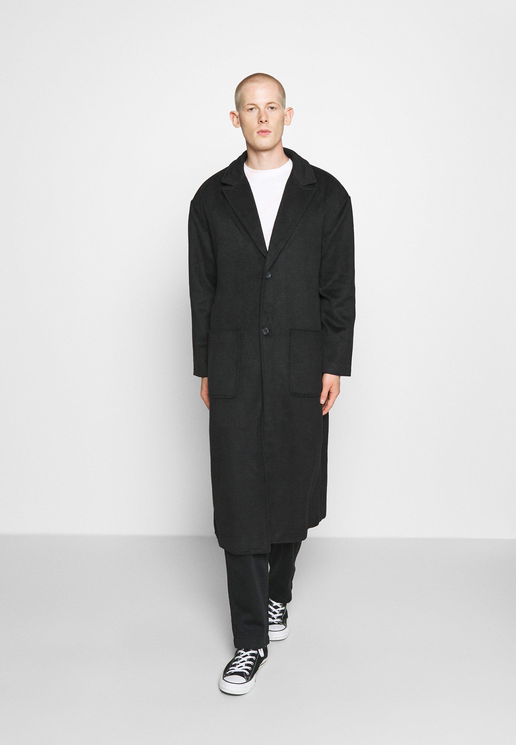 Men WATSON LONGLINE OVERCOAT - Classic coat