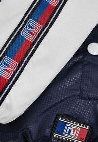 Next - Waterproof jacket - White, Red, Blue - 3
