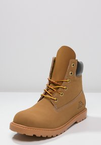 Kappa - KOMBO MID - Zapatillas de senderismo - beige/brown - 2