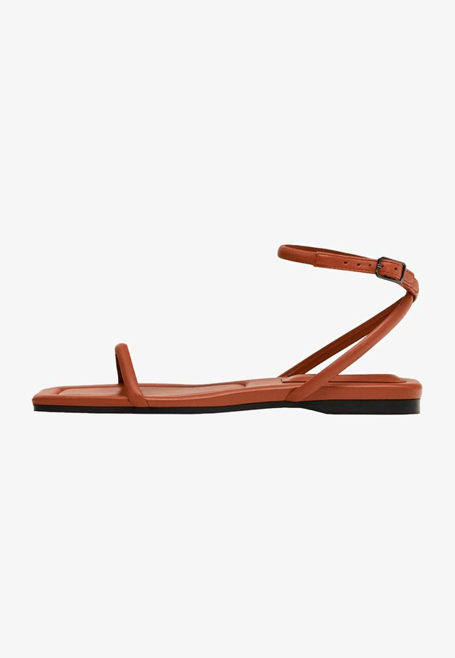 Sandals - orange