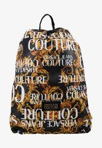 Versace Jeans Couture - LINEA HERITAGE - Rygsække - black/gold - 5