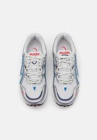ASICS SportStyle - GEL-1090 UNISEX - Sneakers basse - glacier grey/pure silver - 3