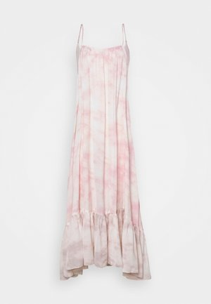 FULL ON MAXI - Nattskjorte - pink/white