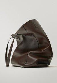 Massimo Dutti - Torba na zakupy - brown - 2