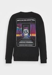 PRAY - TRANCE MISSIONLONG SLEEVE UNISEX  - Sweatshirt - black - 1