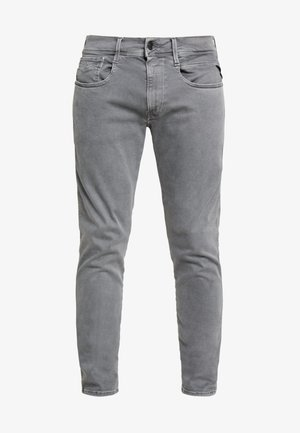 ANBASS - Slim fit jeans - light grey