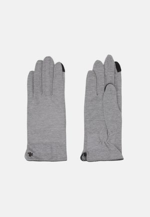 SHOPPING TOUCH GLOVE - Gloves - mid grey