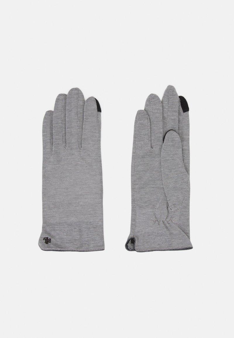 Lauren Ralph Lauren - SHOPPING TOUCH GLOVE - Gloves - mid grey