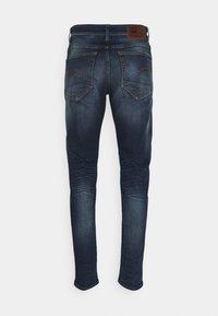 G-Star - 3301 SLIM - Slim fit jeans - worn in dusk blue - 4