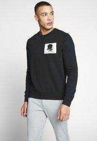 Kent & Curwen - Sweatshirt - black - 0