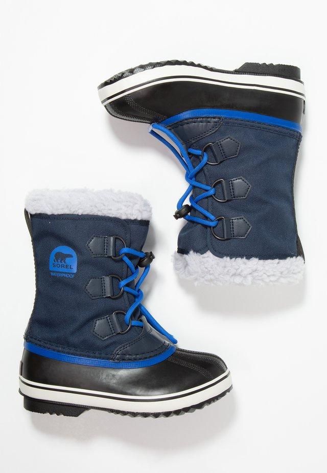 YOOT PAC  - Snowboots  - dark blue