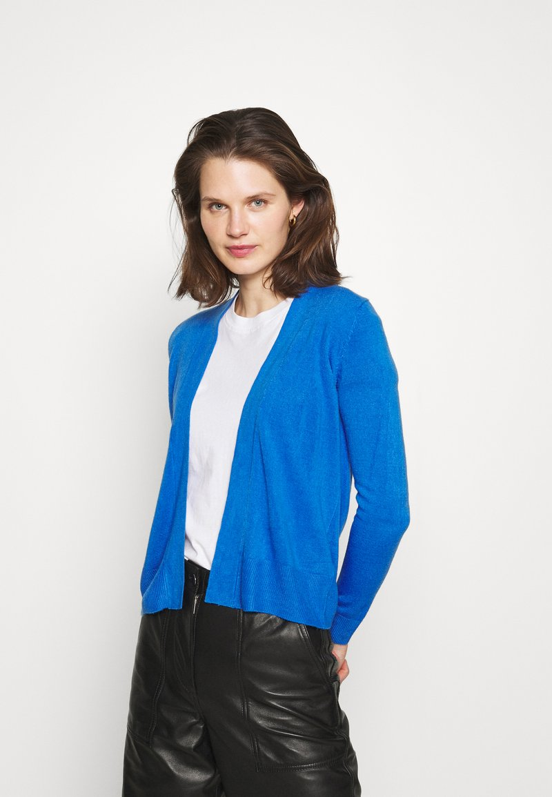 Marks & Spencer London - CASHMILON - Cardigan - blue