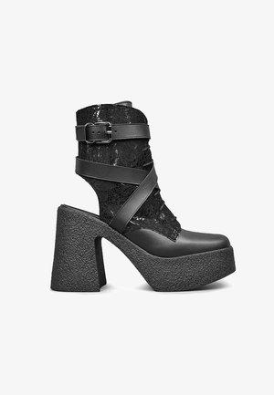 HILDA VEGAN - Ankle boot - black