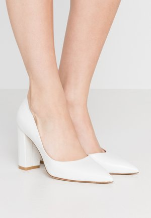 LANEY - High heels - white
