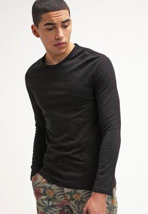LASSEN  - Maglietta a manica lunga - black