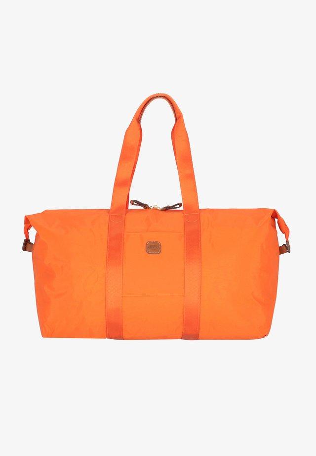 Holdall - orange