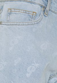 Pegador - SEVILLA PATTERN JEANS - Straight leg jeans - light blue - 8