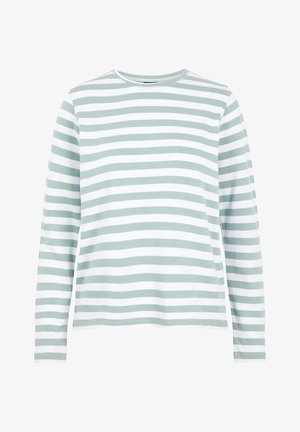 Long sleeved top - jadeite