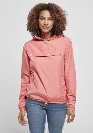 Windbreaker - pale pink