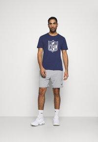 Fanatics - NFL LOGO CORE GRAPHIC - Club wear - navy - 1
