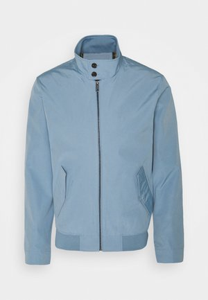 PER HARRINGT - Light jacket - grey blue
