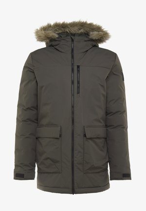 XPLORIC - Winter coat - blue-grey