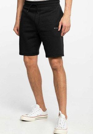 LOGO FLEE - Pantaloncini sportivi - black