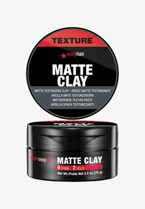 TEXTUR-PASTE STYLE MATTE CLAY TEXTURE CLAY - Hair styling - -