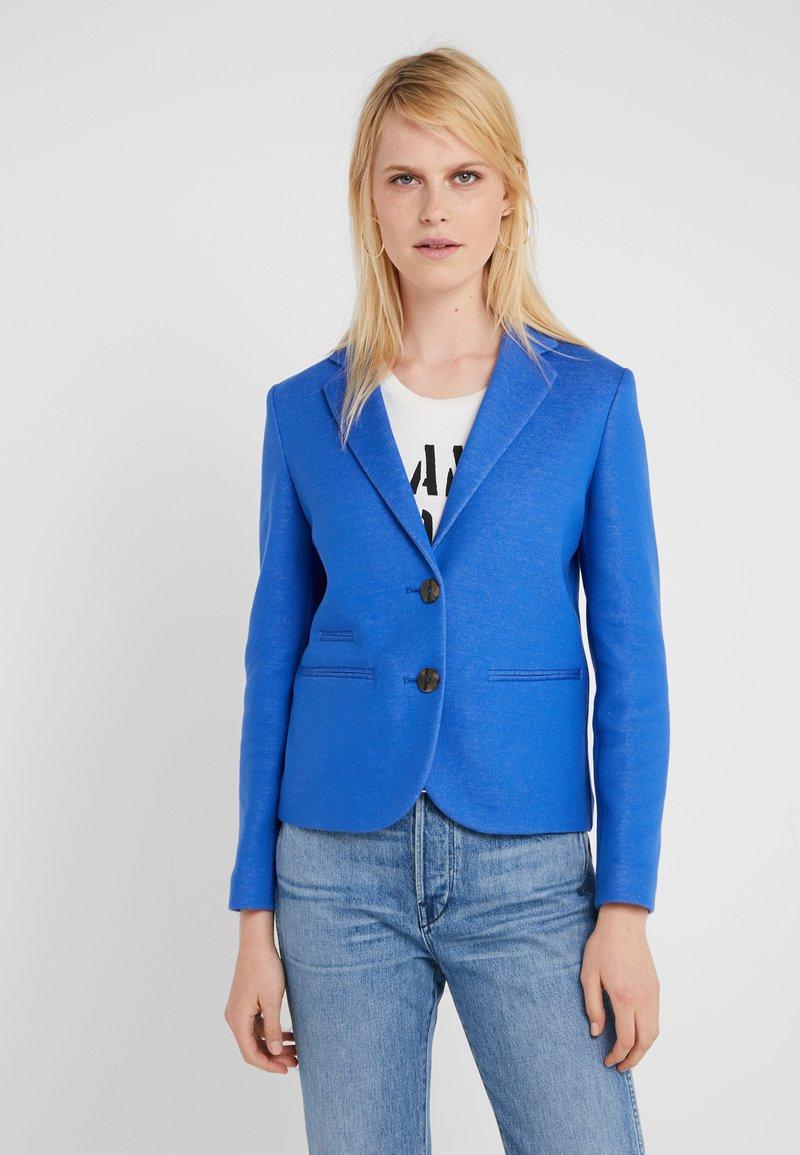 BOSS - OMOIRE - Blazer - open blue