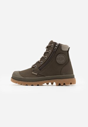 PAMPA HI CUFF WP - Veterboots - major brown