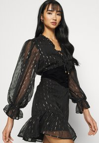 River Island - Cocktail dress / Party dress - anthracite - 3