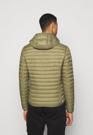 MENS JACKETS - Down jacket - olive