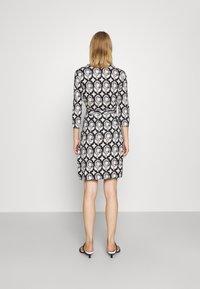 Diane von Furstenberg - JULIAN TWO - Day dress - black medium - 2