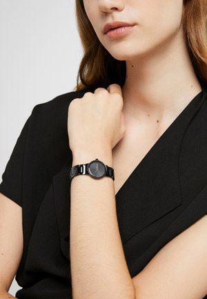 FREJA - Watch - black