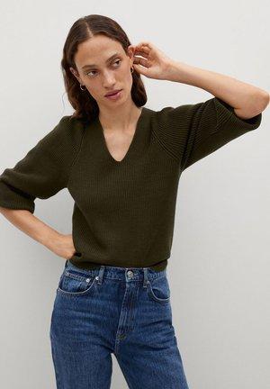SAYN - Sweter - kaki