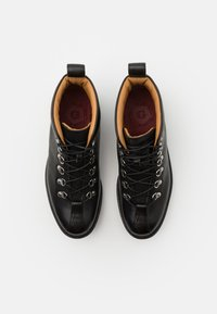 Grenson - BOBBY - Lace-up ankle boots - black - 3