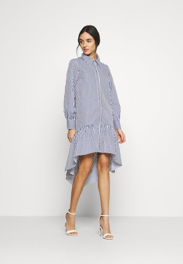 Denní šaty - white/blue