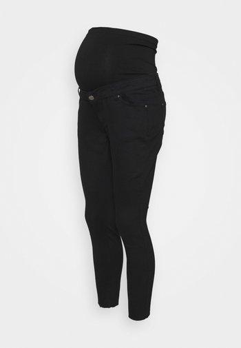 ANKLE GRAZER - Jeans Skinny Fit - black