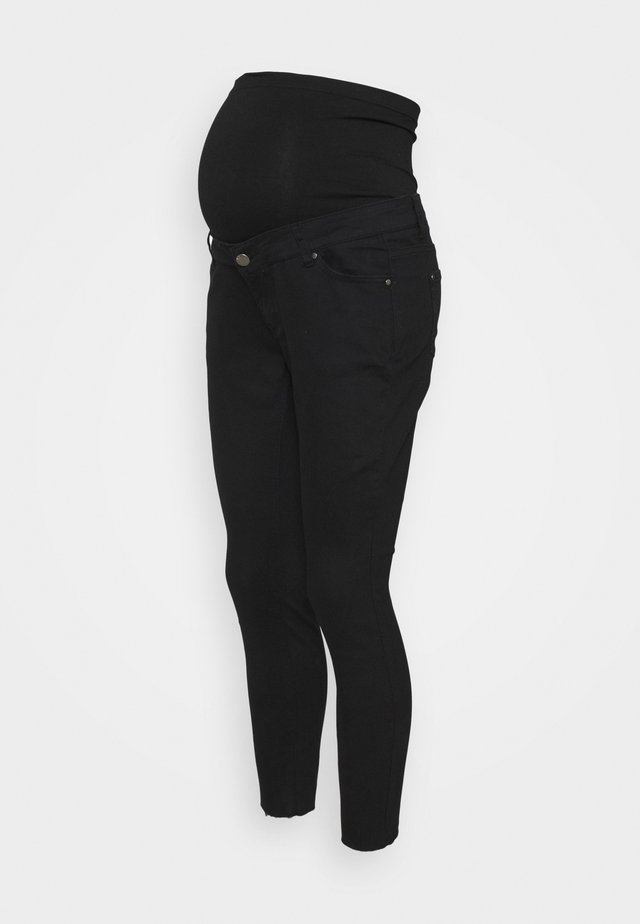 ANKLE GRAZER - Jeans Skinny Fit - black